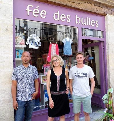 FEE DES BULLES